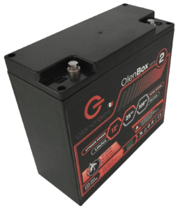 OlenBox Serie 2 12.8V25Ah 1 255x300, Olenergies - Batteries de stockage lithium LFP - French lithium battery manufacturer