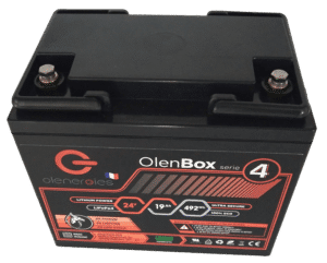 OlenBox Serie 4 25.6V19.2Ah 1 300x241, Olenergies - Batteries de stockage lithium LFP - French lithium battery manufacturer