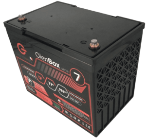 OlenBox Serie 7 12.8V76.8Ah 1 300x286, Olenergies - Batteries de stockage lithium LFP - French lithium battery manufacturer